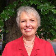 Photograph of Jill Baker
