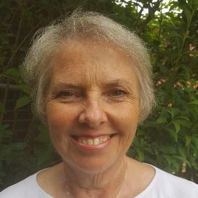 A photograph of Jill Baker