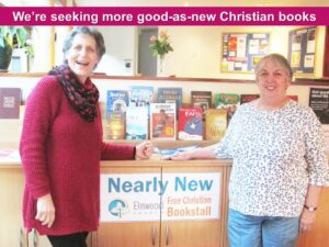 Nearly New Bookstall