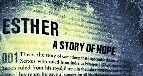 Image for Esther - A Story of Hope