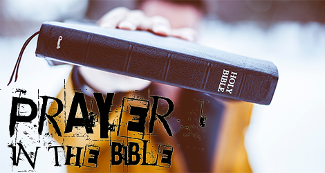 Link to Prayer in the Bible Podcast