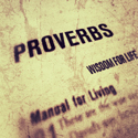 Image of Proverbs - Wisdom for Life
