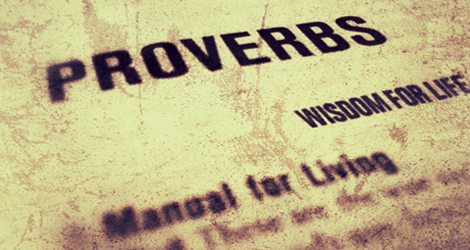 Image for Proverbs - Wisdom for Life