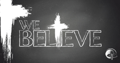 Image for We Believe