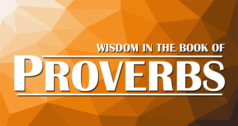 Image for Wisdom in the Book of Proverbs